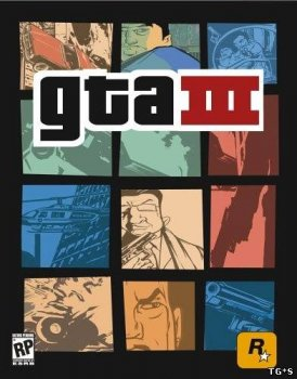 [Android] Grand Theft Auto 3 [v1.0] [Action | 3D, Любое, RUS | ENG | MULTi7] (2011)