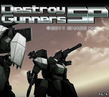 [Android] Destroy Gunners SP / ICE BURN ll (1.0)(2011)