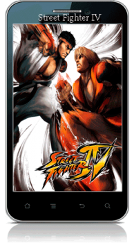 [Android] Street Fighter IV HD (1.0) [Arcade / fighting, ENG] (2011)