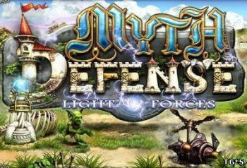 [Android] Myth Defense LF (1.7.0) [Стратегия, RUS] (2011)