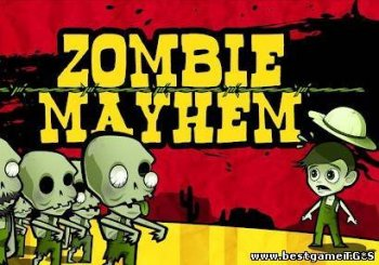 [Android] Zombie Mayhem (1.0) [Аркада, ENG] (2012)
