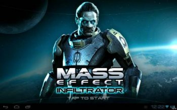 [Android] Mass Effect: Infiltrator [Action | 3D, ENG/RUS] (2012)