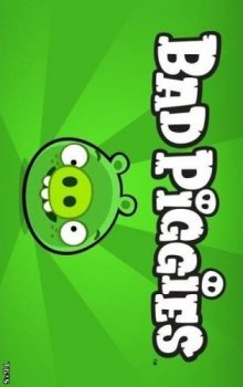 [Android] Bad Piggies HD v1.0  (2012)