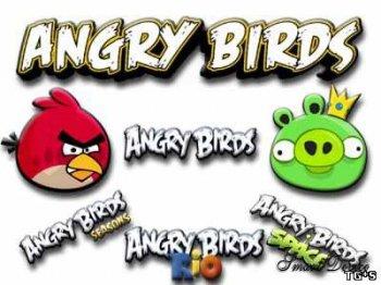 Angry Birds: Антология (2012) Android