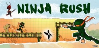 Ninja Rush HD (2012) Android
