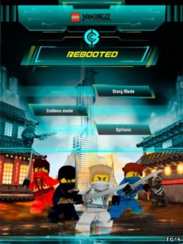 LEGO® Ninjago REBOOTED (2014) Android