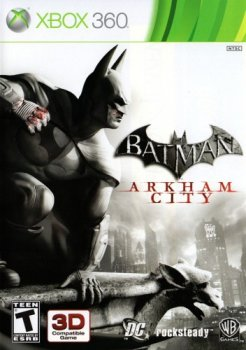 Batman: Arkham City + dlc [GOD/RUS]