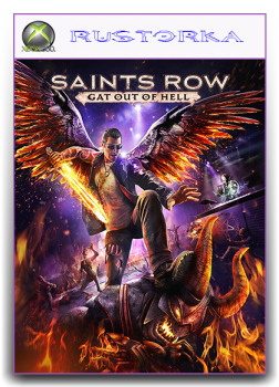 Saints Row: Gat out of Hell [GOD/RUS]