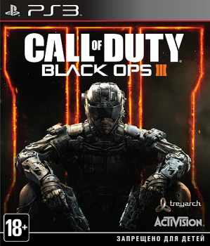 Call Of Duty: Black Ops III (2015) [RUS][RUSSOUND][L] [4.76+]