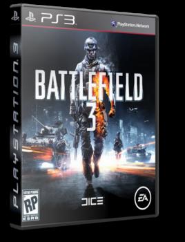 Battlefield 3 (2011) [EUR][ENG][RUS][RUSSOUND][L] [3K3Y]