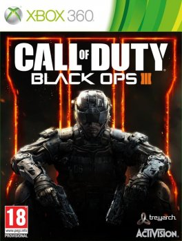 Call Of Duty Black Ops III (2015) [Region Free][RUS][RUSSOUND][L] (LT+3.0) (XGD3)