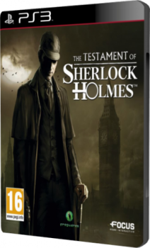 The Testament of Sherlock Holmes (2012) [FULL][EUR][RUS][RUSSOUND][L] (3.55)