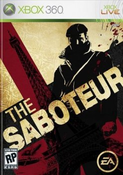 [XBOX360] The Saboteur [Freeboot, RUS][2009, Action-adventure, Stealth]