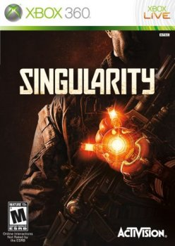 [XBOX 360] Singularity [Region Free, ENG][2010, Action / FPS]