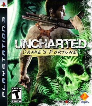 Uncharted: Drake's Fortune (2007) [FULL][RUS][P]
