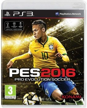 Pro Evolution Soccer 2016 (2015) [USA][ENG][L]