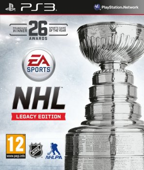 NHL Legacy Edition (2015) [USA][ENG][L]