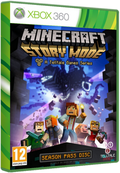 [JTAG/FULL] Minecraft: Story Mode - Episode 1-3 [GOD/RUS]