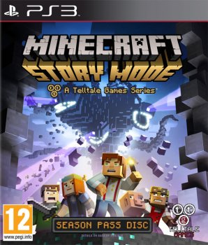 Minecraft: Story Mode - Episodes 1,2,3