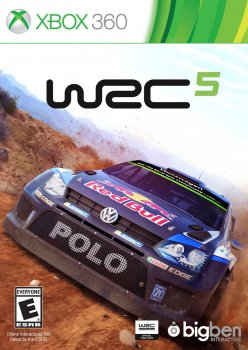 WRC 5 FIA World Rally Championship [GOD] [2015|Eng|Multi5]