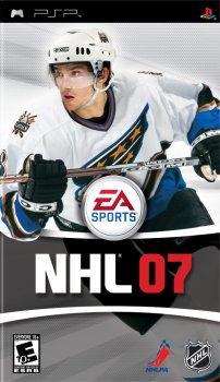 NHL 07 [2007, RUS/ENG, RIP]