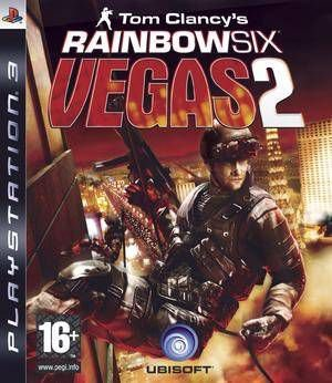 Tom Clancy's Rainbow Six Vegas 2 (2008) [FULL][ENG][L]