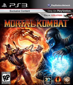 Mortal Kombat (2011) [FULL][ENG][L]