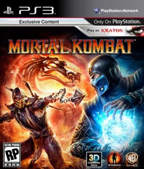 Mortal Kombat (2011) [FULL][ENG][L]