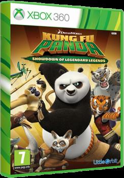 Kung Fu Panda: Showdown of Legendary Legends [Region Free/ENG]