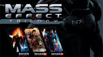 Mass Effect Trilogy (2012) [USA][ENG][L]