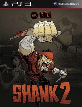 Shank 2 (2012) [PSN] [FULL][ENG][L] [3.41][3.55][4.21]