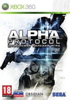 Alpha Protocol (2010) [Region Free] [RUS] [P]
