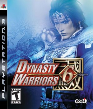 Dynasty Warriors 6 (2009) [FULL][ENG][L]