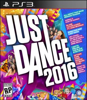 Just Dance 2016 (2015) [Rip][ENG][L]