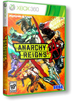 Anarchy Reigns (2012) [Region Free][ENG][L] (XGD3) (LT+ 3.0)