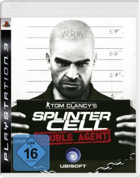Tom Clancy's Splinter Cell:Double Agent (2007) [FULL][ENG] [L] [3.55]