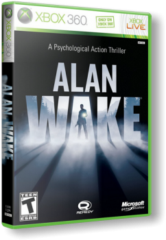 Alan Wake - Unlockable from Bonus Disk [2Theme + Avatar Clothes]
