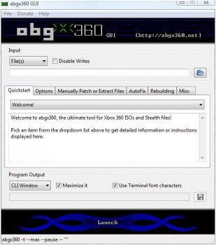 ABGX 1.0.6 (XGD3) торрент