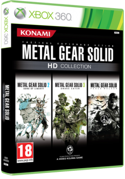 Metal Gear Solid HD Collection (2012) [PAL][ENG][L] (XGD3) (LT+ 3.0)