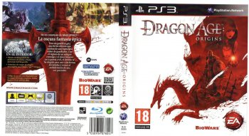 Dragon Age: Origins (2009) [FULL] [RUSSOUND] [L]