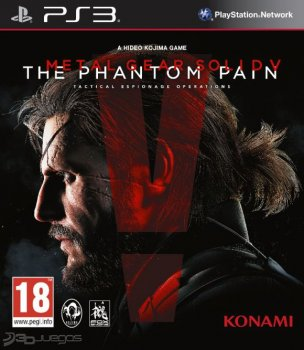 Metal Gear Solid V: The Phantom Pain (2015) [EUR][RUS][L] [4.65]