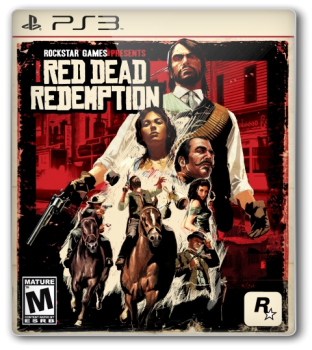 Red Dead Redemption (2010) [EUR] [RUS] [Repack] [1xDVD9]