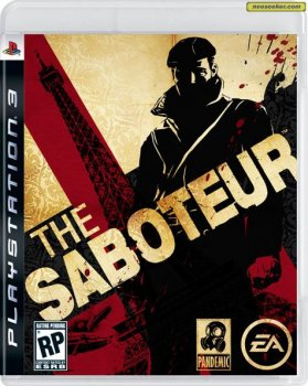The Saboteur (2009) [EUR][RUS] [RePack]