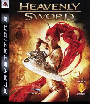 Heavenly Sword (2007) [FULL][RUS][P] [3.41][3.55][4.30+]