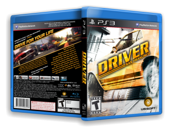Driver: San Francisco (2011) [RUS][RUSSOUND][L] [Cobra ODE, E3 ODE]