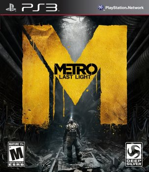 Metro: Last Light (2013) [RUS] [RUSSOUND][L] [multi6] [+DLC] [CFW 4.30] [3.55]