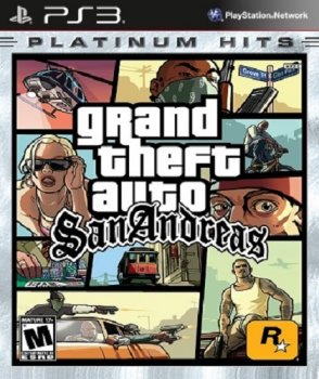 Grand Theft Auto: San Andreas Remastered (2015) [FULL][RUS][L]