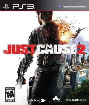 Just Cause 2 (2010) [FULL] [RUS] [RUSSOUND] [P]