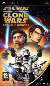 [PSP] Star Wars: The Clone Wars - Republic Heroes