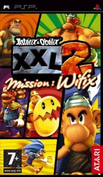 [PSP] Asterix & Obelix XXL 2 Mission wifix